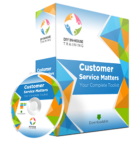 Customer Service Matters PPT Box and DVD